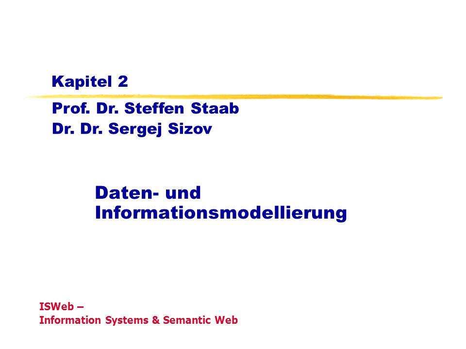 Daten- und Informationsmodellierung