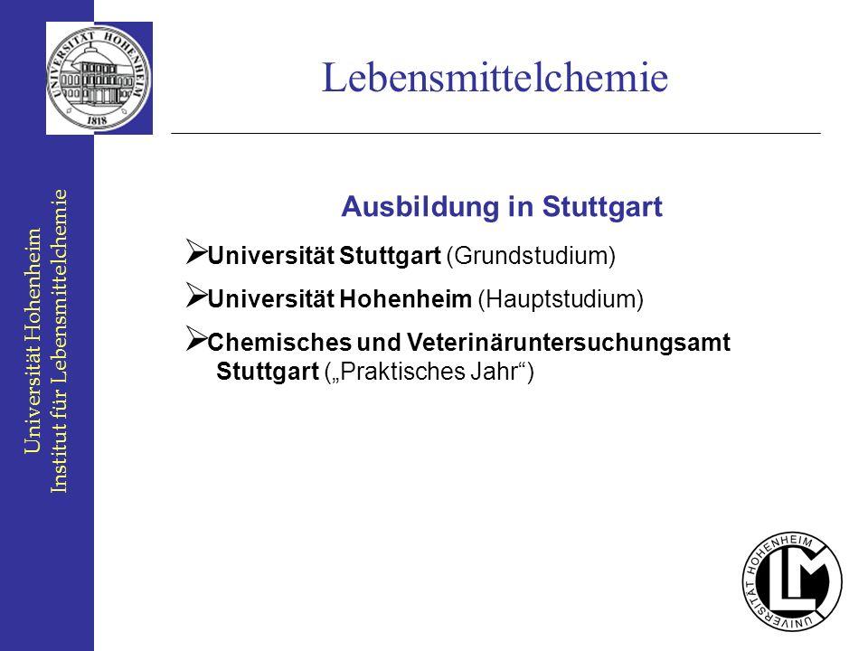 Ausbildung in Stuttgart