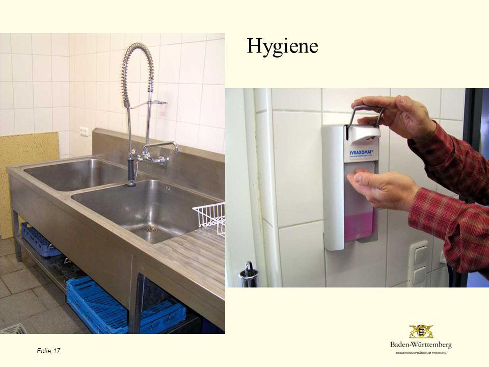Hygiene Folie 17,