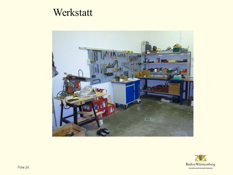 Werkstatt Folie 24,