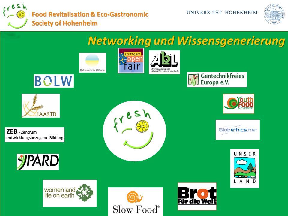Networking und Wissensgenerierung