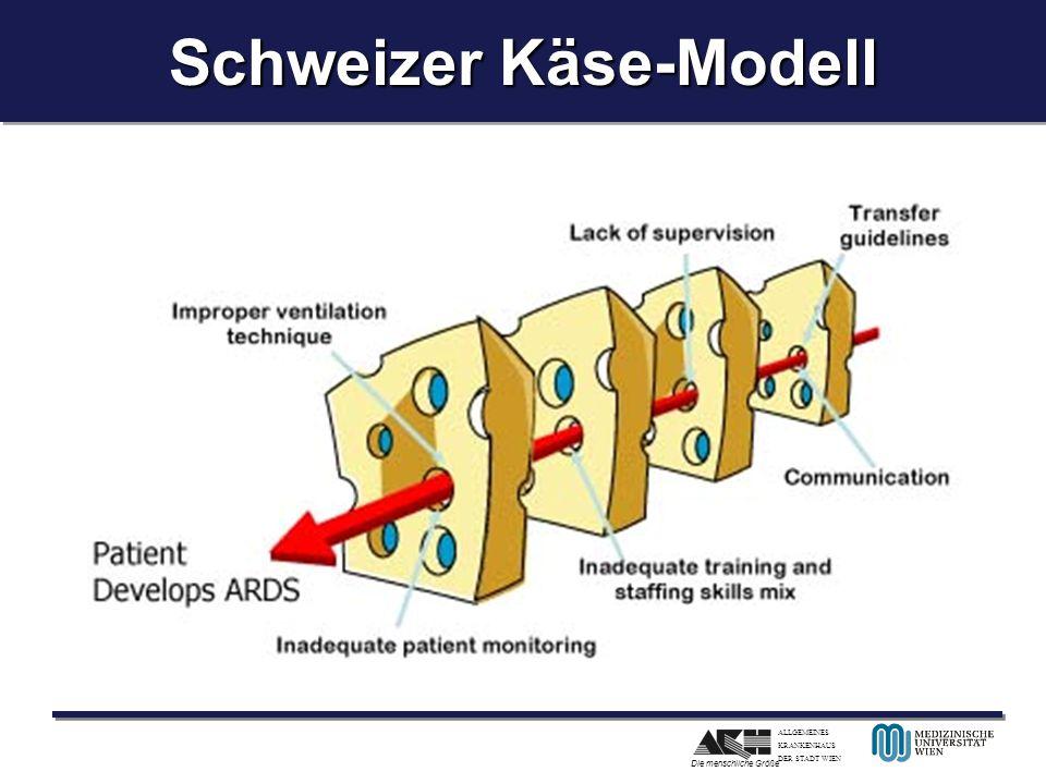 Schweizer Käse-Modell