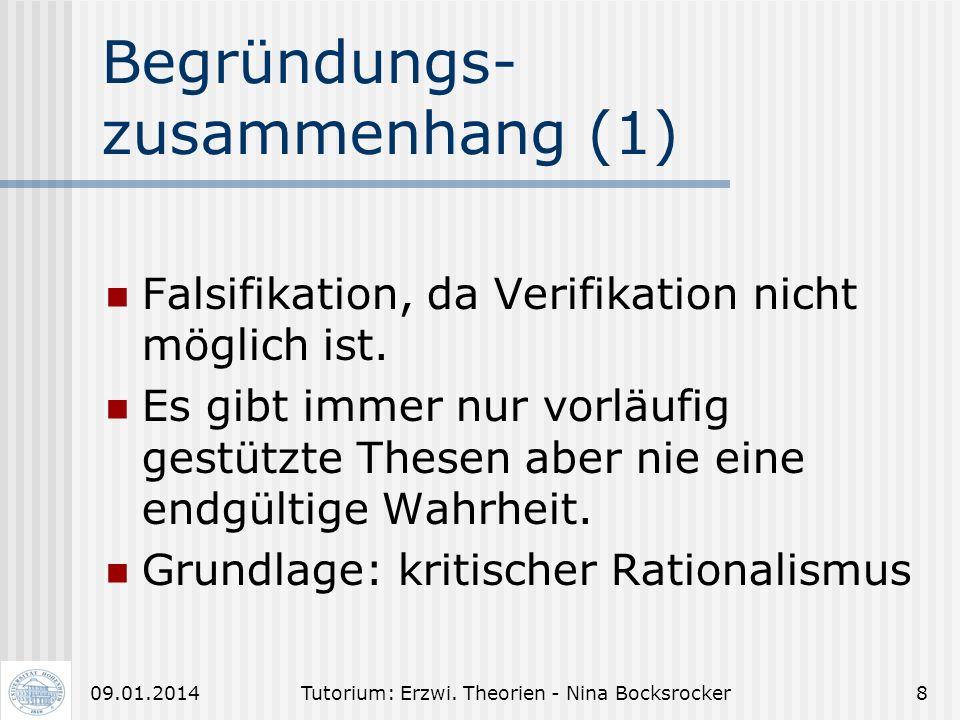 Begründungs-zusammenhang (1)