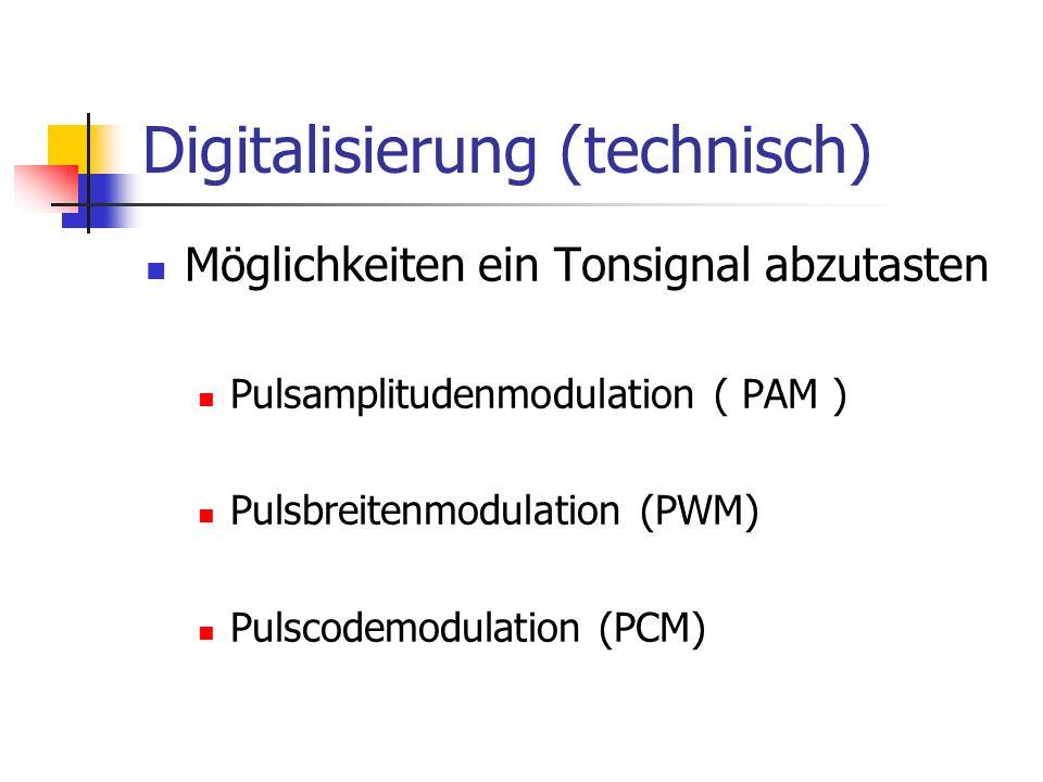 Digitalisierung (technisch)