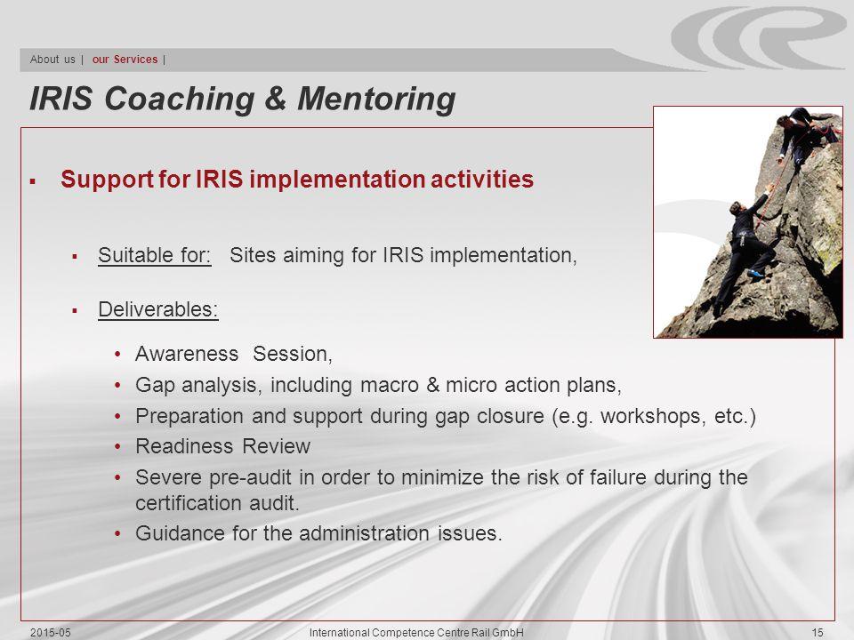 IRIS Coaching & Mentoring