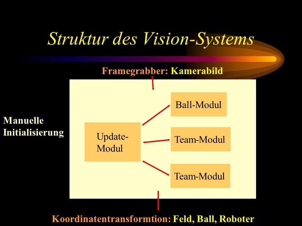 Struktur des Vision-Systems