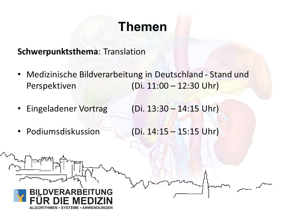 Themen Schwerpunktsthema: Translation