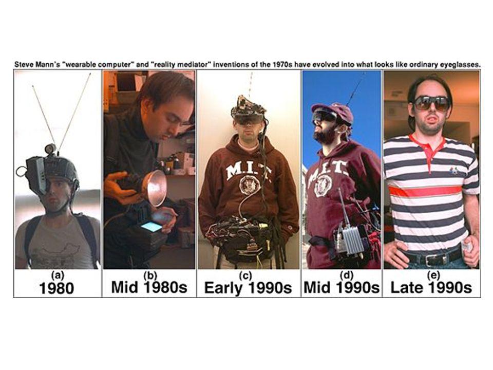 Natürlich werden wir nicht aussehen wie die Borg, weil die Technologien heute schon viel kleiner sind.