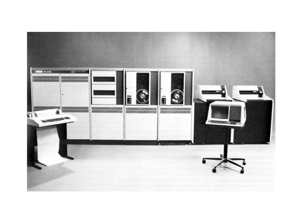 Der Computer als Maschine, die automatisch Entscheidungen fällen kann.