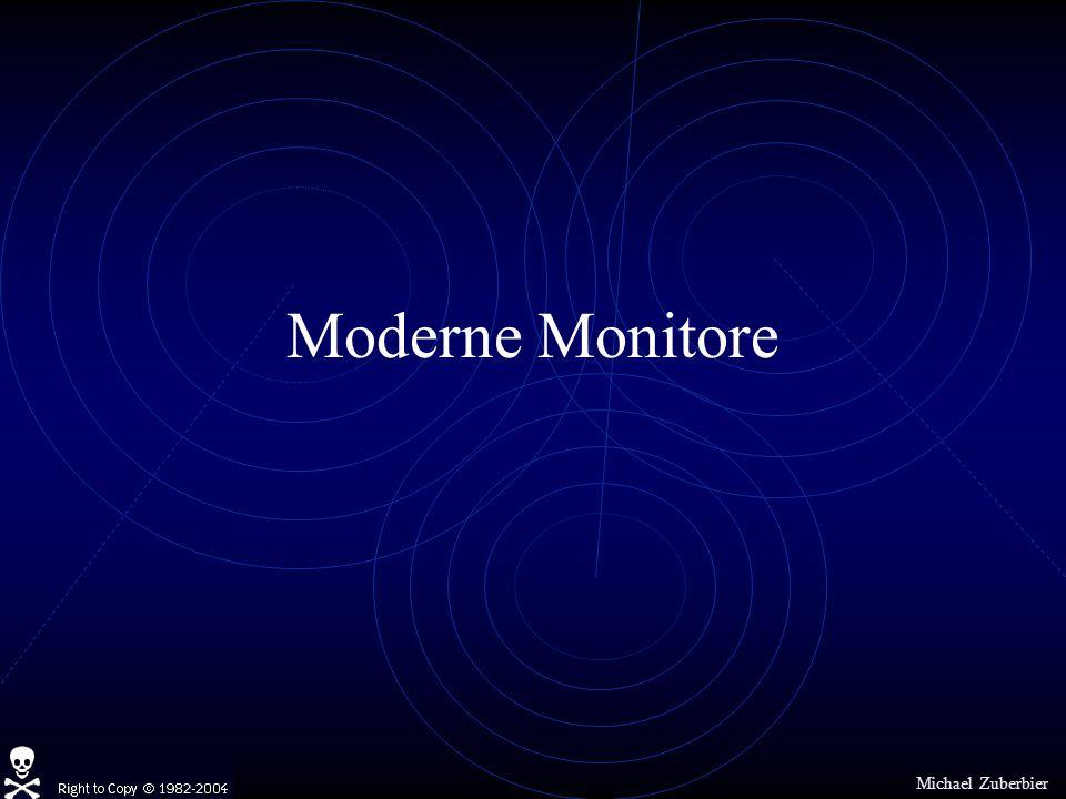 Moderne Monitore Michael Zuberbier