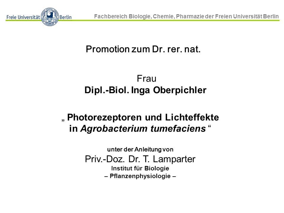 Frau Dipl.-Biol. Inga Oberpichler