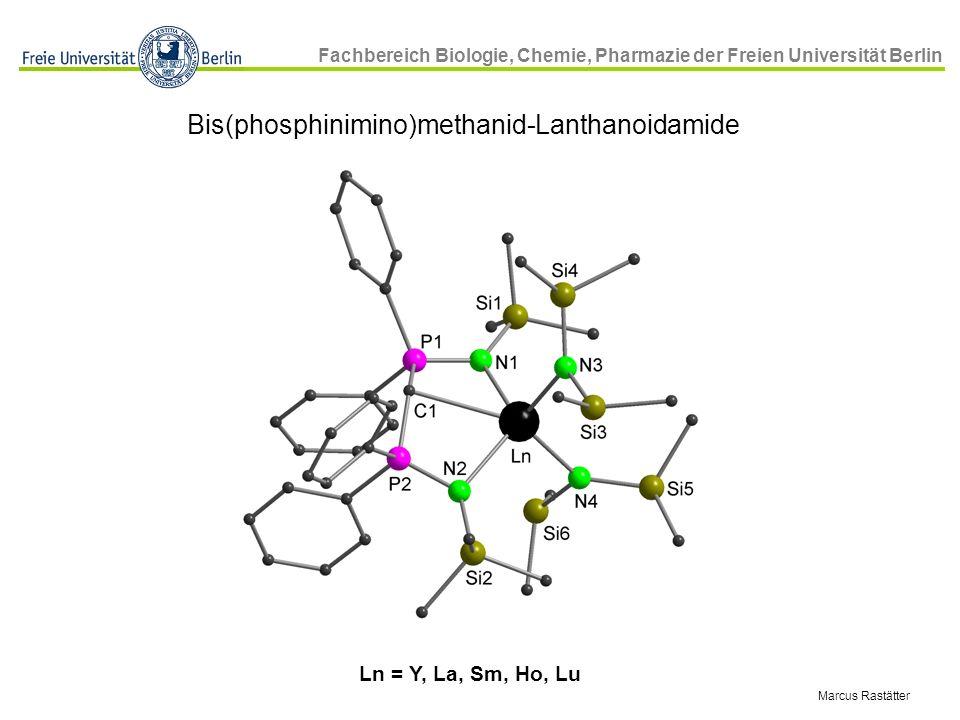 Bis(phosphinimino)methanid-Lanthanoidamide
