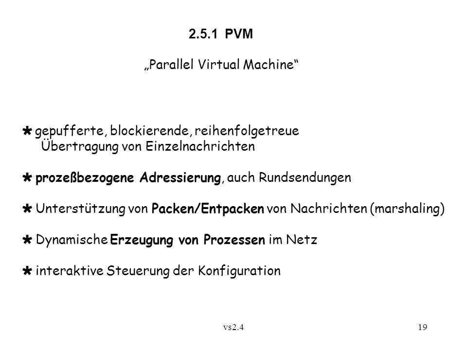 """Parallel Virtual Machine"