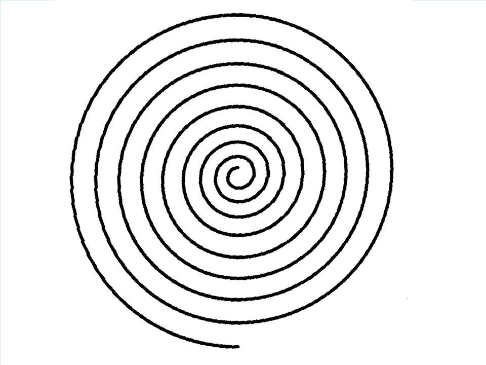 Spirale des Archimedes