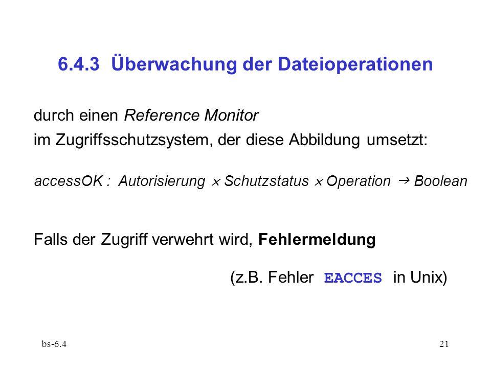 6.4.3 Überwachung der Dateioperationen