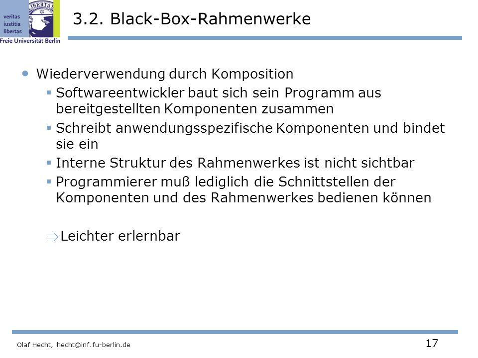3.2. Black-Box-Rahmenwerke