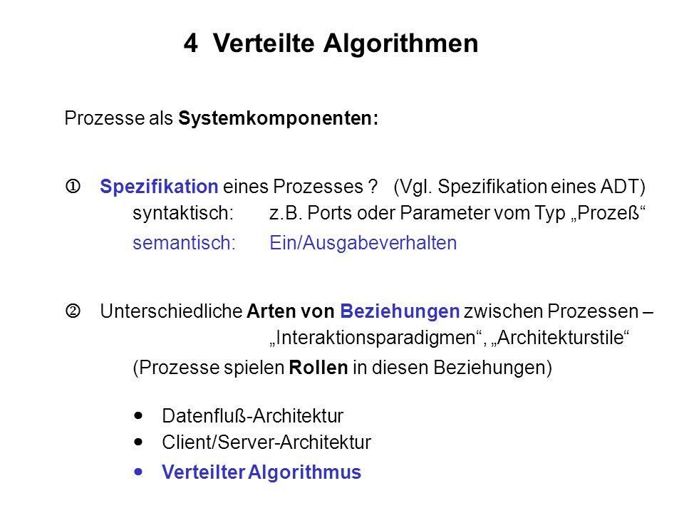 4 Verteilte Algorithmen
