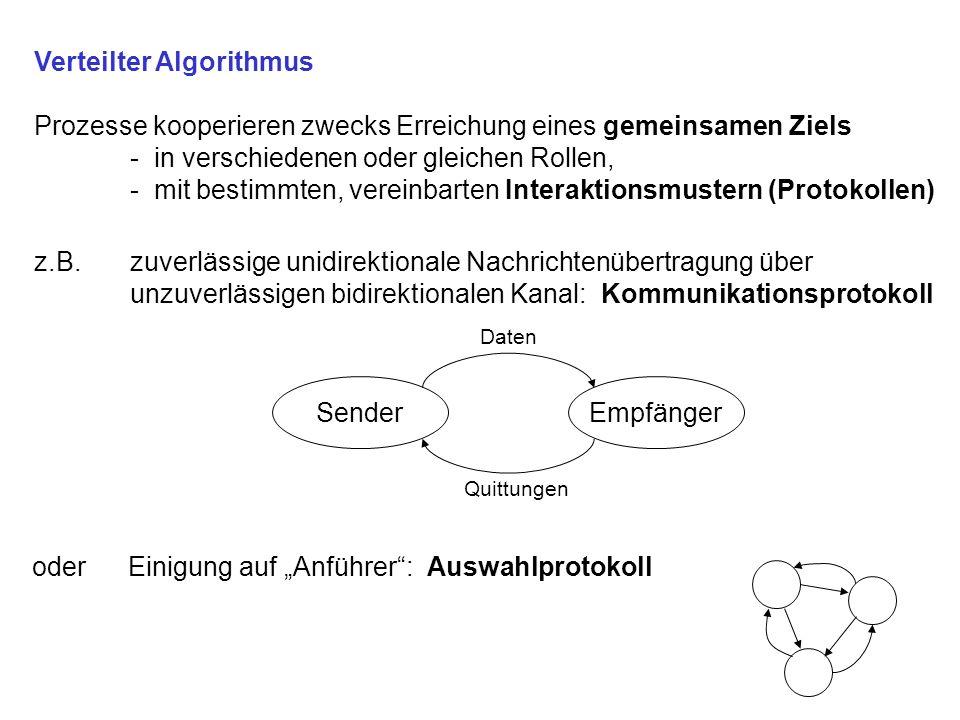 Verteilter Algorithmus