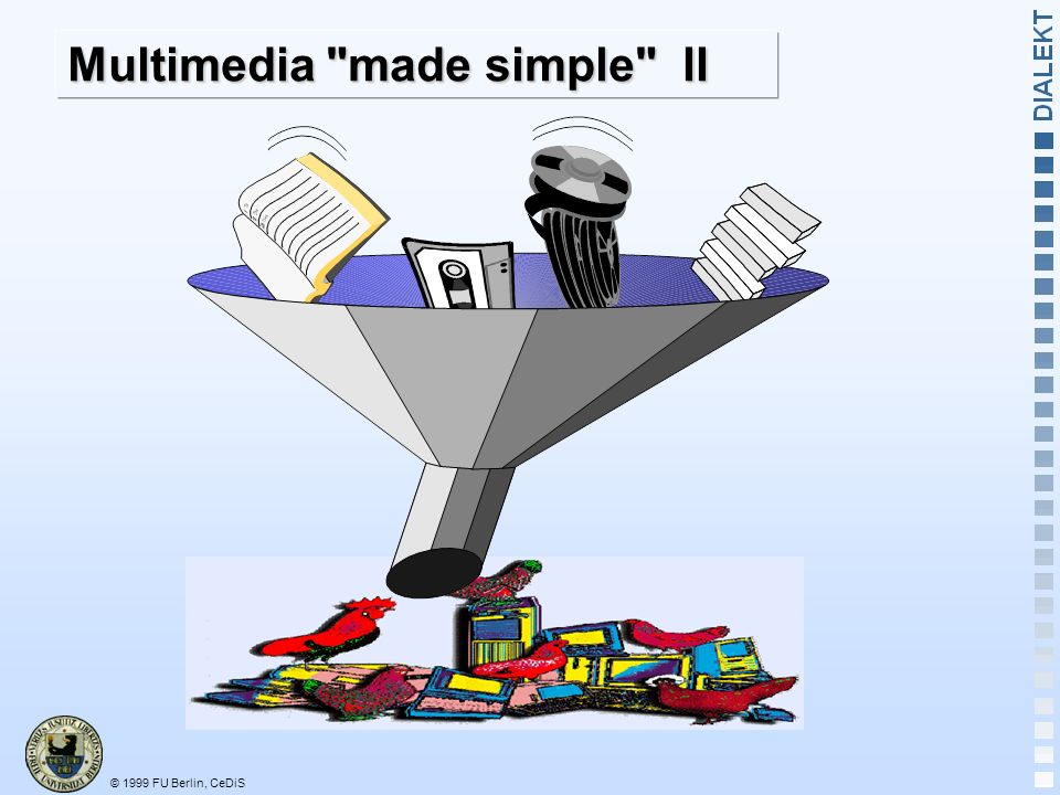 Multimedia made simple II