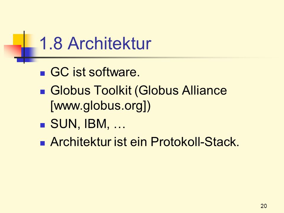 1.8 Architektur GC ist software.