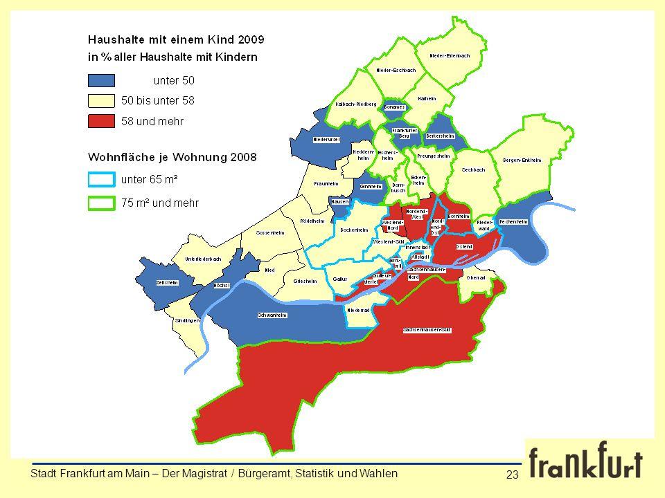 Stadt Frankfurt am Main – Der Magistrat / Bürgeramt, Statistik und Wahlen