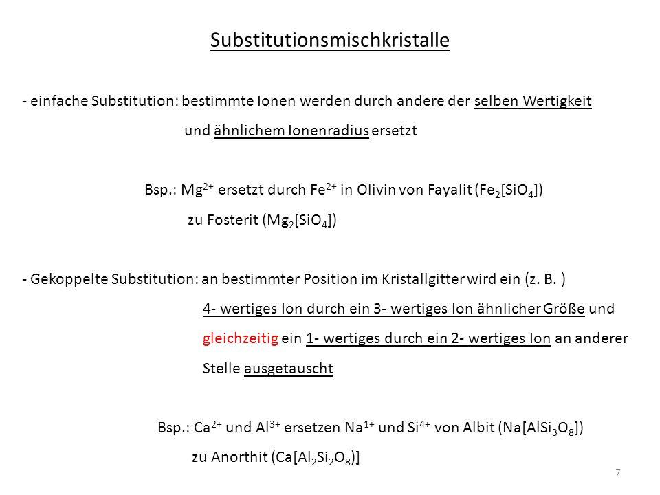 Substitutionsmischkristalle
