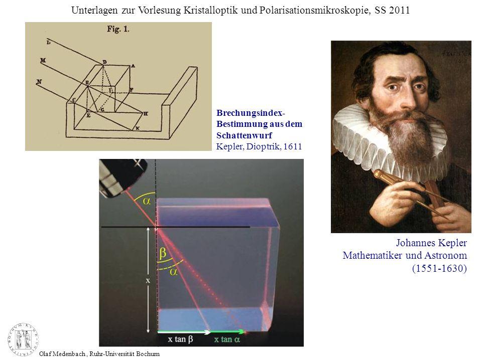Mathematiker und Astronom (1551-1630)