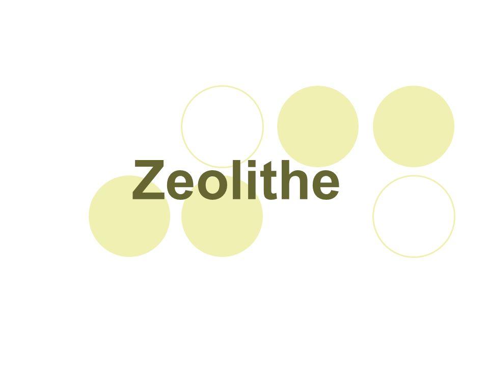 Zeolithe