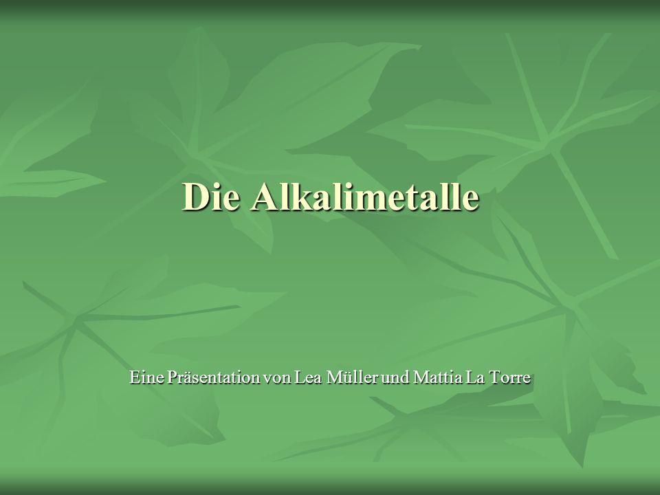 Eine Präsentation Von Lea Müller Und Mattia La Torre