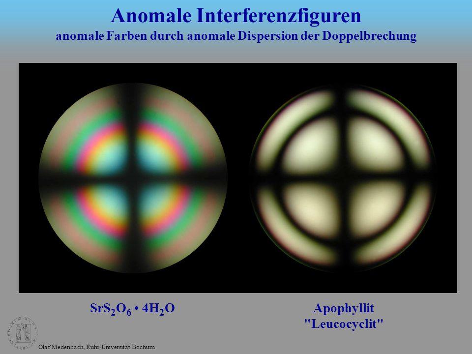 Anomale Interferenzfiguren
