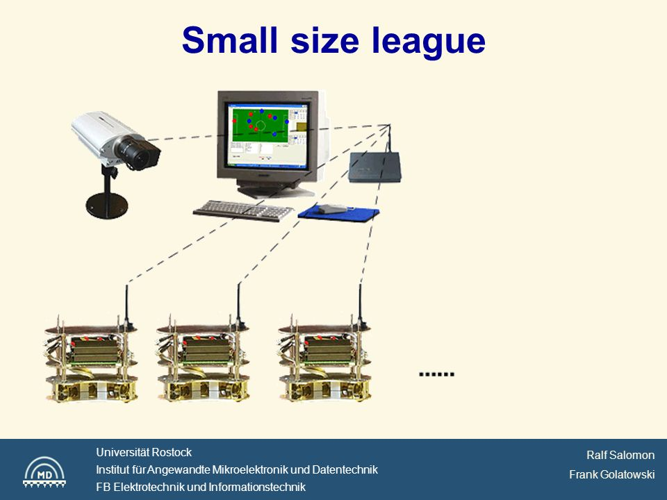 Small size league