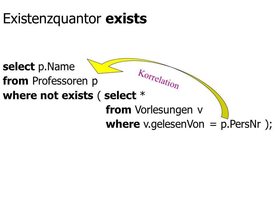 Existenzquantor exists