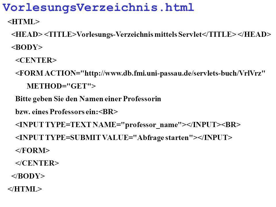 VorlesungsVerzeichnis.html <HTML>