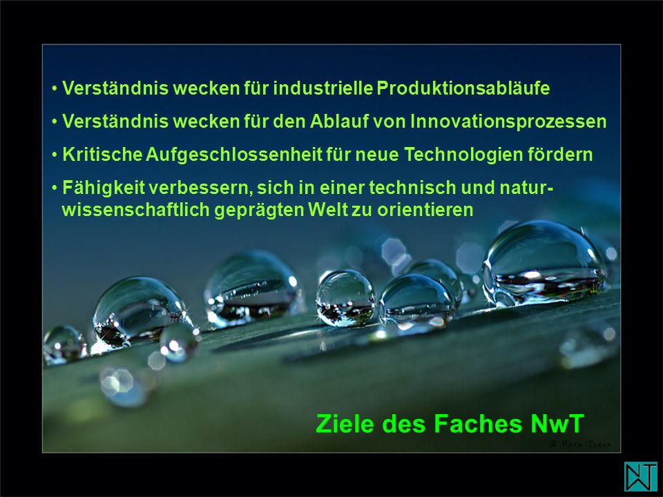 Verständnis wecken für industrielle Produktionsabläufe
