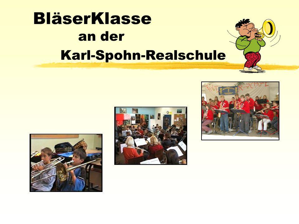 an der Karl-Spohn-Realschule