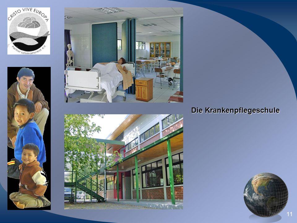 Die Krankenpflegeschule