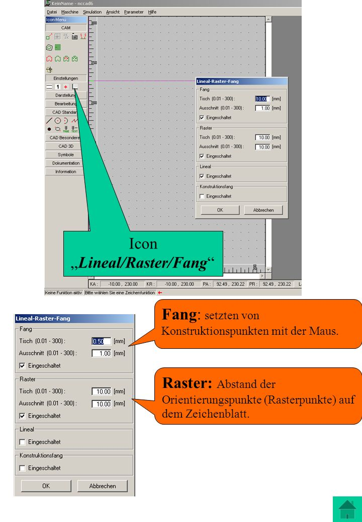 """Lineal/Raster/Fang"