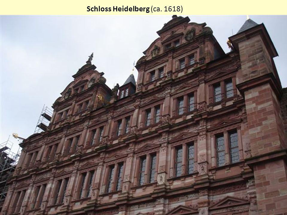 Schloss Heidelberg (ca. 1618)