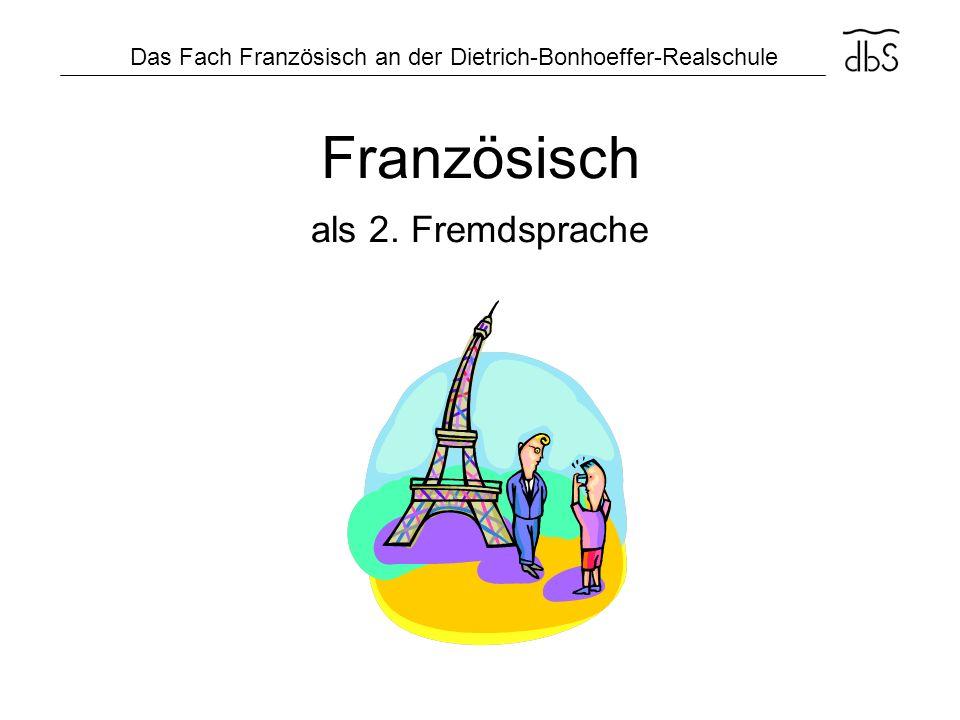 Französisch als 2. Fremdsprache