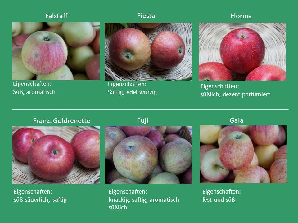 süße äpfel sorten