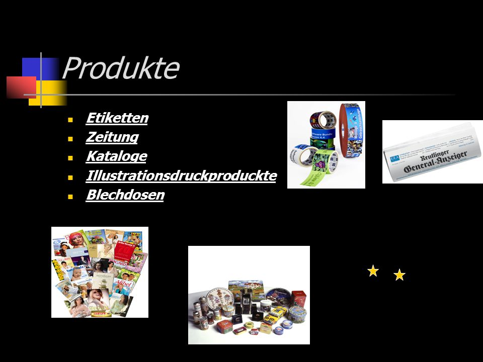 Produkte Etiketten Zeitung Kataloge Illustrationsdruckproduckte