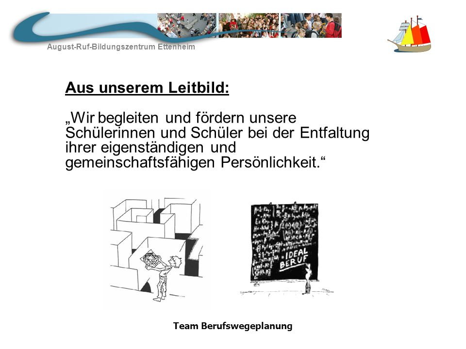 Team Berufswegeplanung