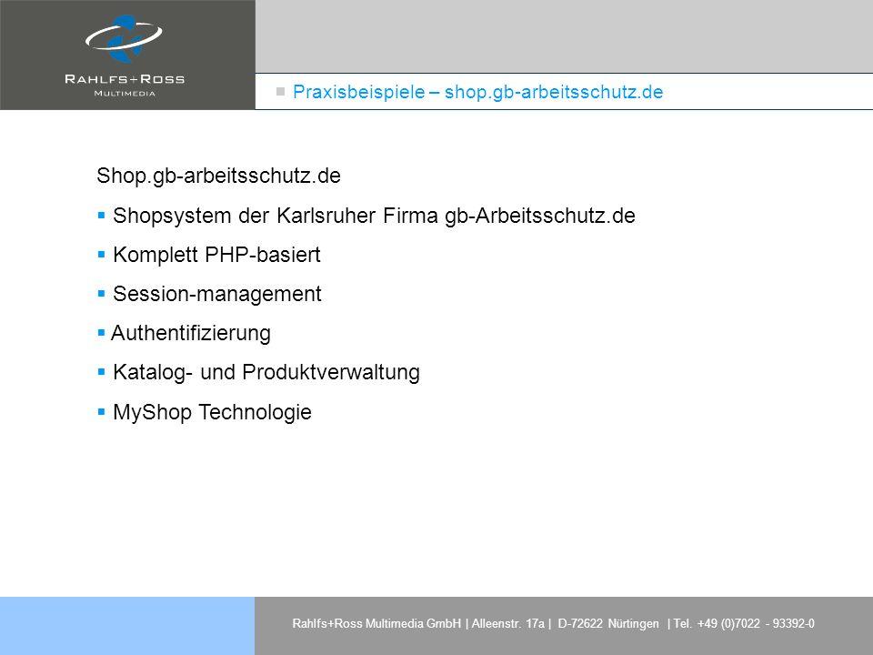 Praxisbeispiele – shop.gb-arbeitsschutz.de