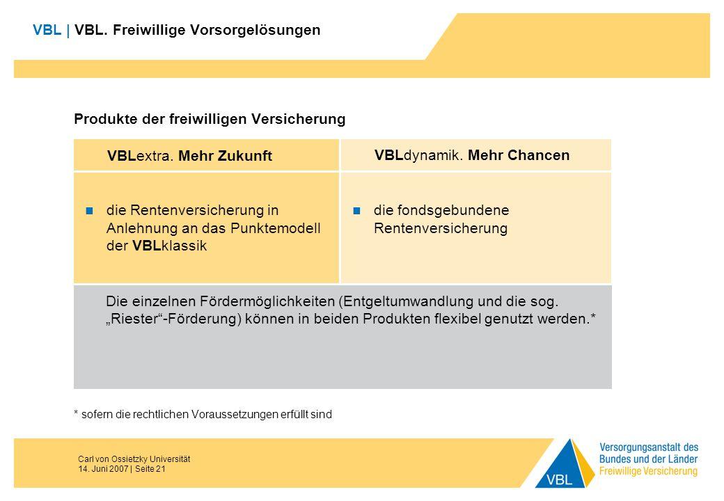 VBL | VBL. Freiwillige Vorsorgelösungen