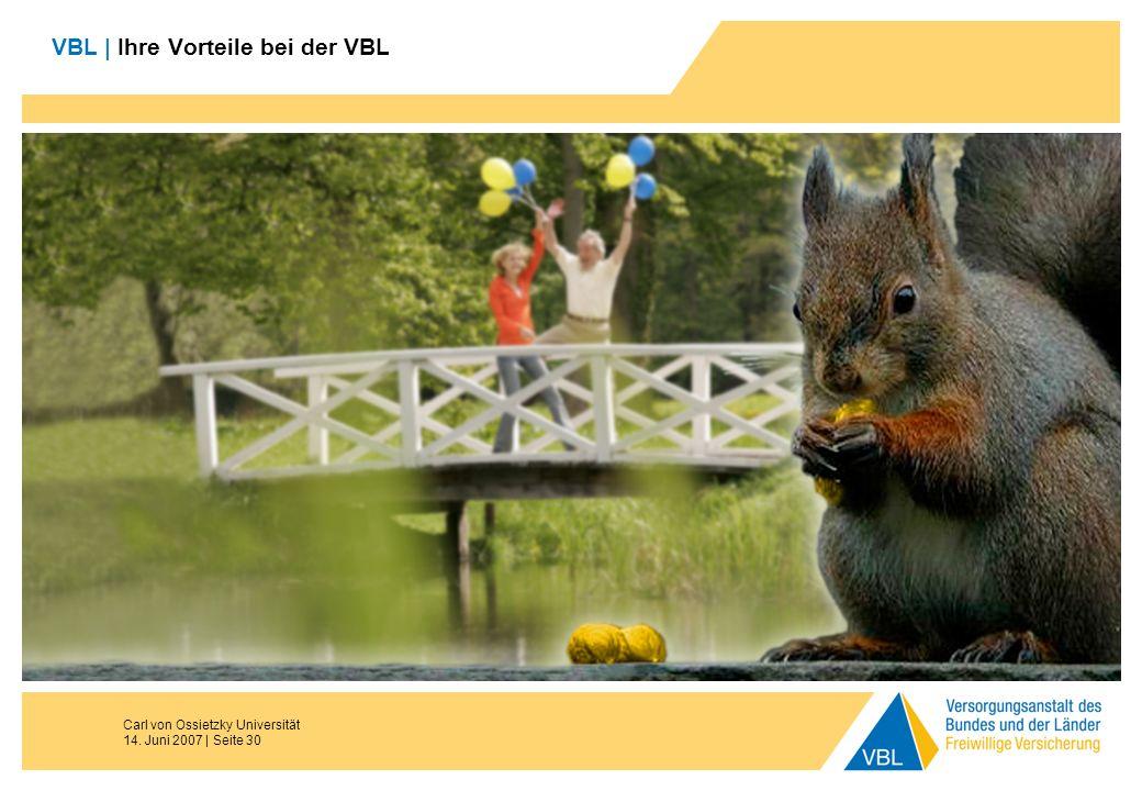 VBL | Ihre Vorteile bei der VBL