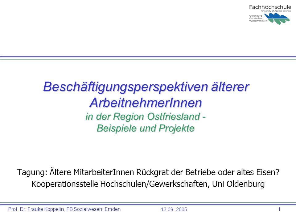 Kooperationsstelle Hochschulen/Gewerkschaften, Uni Oldenburg