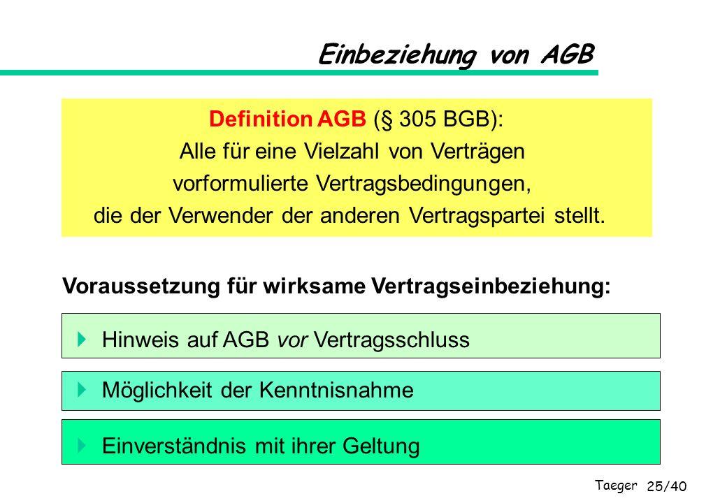  Hinweis auf AGB vor Vertragsschluss