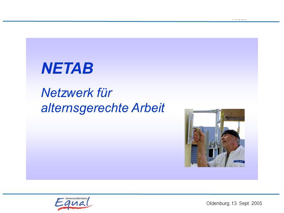 NETAB Netzwerk für alternsgerechte Arbeit