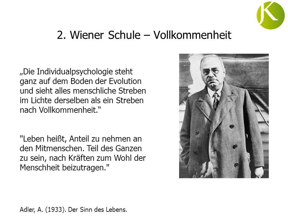 2. Wiener Schule – Vollkommenheit
