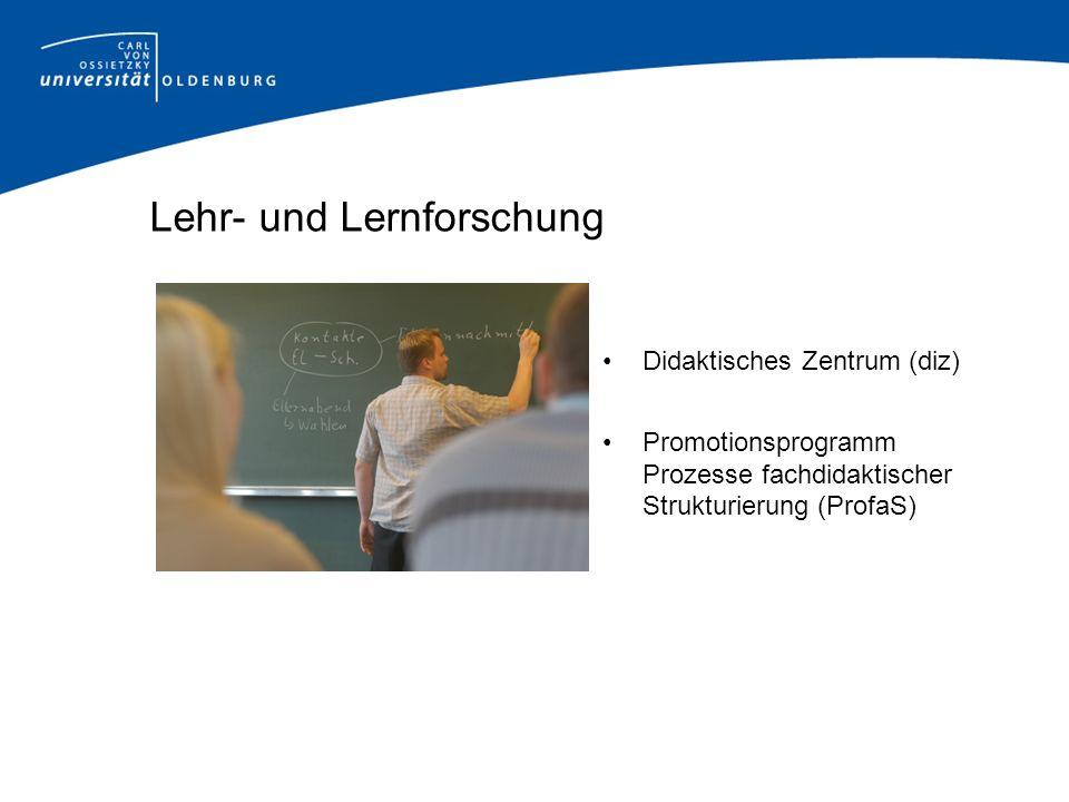 Lehr- und Lernforschung
